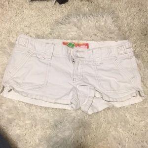 🍀6/$60 Abercrombie & Fitch Supercute shorts *pics